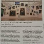 JT Whitechapel Gallery Seminar publicity